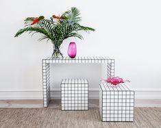 """IKON KØBENHAVN på Instagram: """"💖💖💖 . . #ikonkbh #tables #tiles #handmadefurniture #danishdesign"""" Tile Tables, Handmade Furniture, Diy Table, Danish Design, Ikon, Visual Merchandising, Home Decor Inspiration, Household, Craftsman Furniture"""