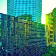 Downtown Charlotte NC by sklessard