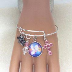 Dove bangle bracelet, John 3:16, Swarovski Crystal Bracelet, Christian Jewelry,Faith Jewelry, Faith Bracelet, Christian charm bracelet by BeautifullyInspiredJ on Etsy