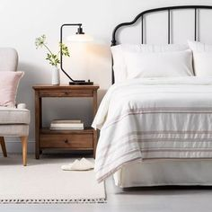 """""""Cotton White Bed in a Bag 