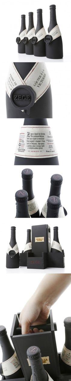 Best Packaging Design on the Internet, Zege #packagingdesign #packaging #design http://www.pinterest.com/aldenchong/