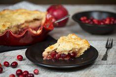 Mere, merișoare, portocale. Și o plăcintă de iarnă cu toate trei - Ciocolată Şi VanilieCiocolată Şi Vanilie Pie, Desserts, Food, Torte, Tailgate Desserts, Cake, Deserts, Fruit Cakes, Essen