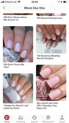 Opi, Nail Colors, Nail Art, Nails, Beauty, Ongles, Nail Polishes, Finger Nails, Beleza