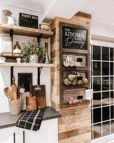 Kitchen On A Budget, Kitchen Redo, Home Decor Kitchen, New Kitchen, Home Kitchens, Kitchen Remodel, Kitchen Design, Kitchen Ideas, Kitchen Storage