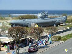 U-995 Laboe Germany