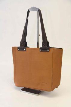 Tan Frederic Leather bag, R2790, Via Veneto