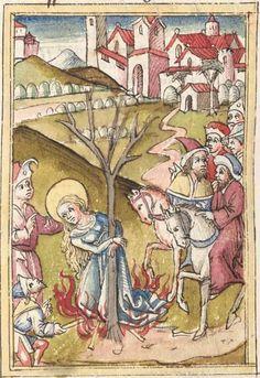 Meisterlin, Sigismundus: Augsburger Chronik Augsburg, 1479 - 1481 Cgm 213 Folio 282