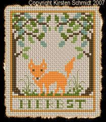 Sweet free cross stitch chart