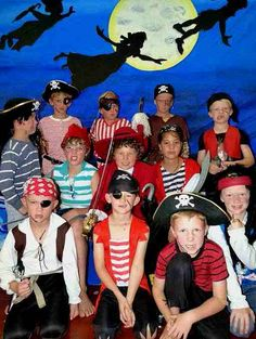 What's more fun than a bunch of little pirates?  A CHRISTMAS PETER PAN!  Fun, easy Christmas Musical for kids!