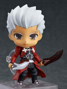 Archer Nendoroid Figure Super Movable Edition ~ Fate/stay night UBW $39.50 http://thingsfromjapan.net/archer-nendoroid-figure-super-movable-edition-fatestay-night-ubw/ #fate stay night #Japanese anime figure #anime stuff