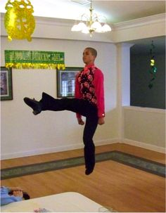Drew Lovejoy, McGing Irish Dance  A total inspiration and a fantastic dancer!