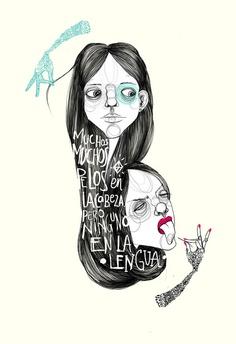 Ilustration by Camila Villegas