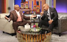 """J. Anthony Brown Now Officially Part of """"The Steve Harvey Morning Show"""" --------------------- #gossip #celebrity #buzzvero #entertainment #celebs #celebritypics #famous #fame #celebritystyle #jetset #celebritylist #vogue #tv #television #artist #performer #star #cinema #glamour #movies #moviestars #actor #actress #hollywood"""