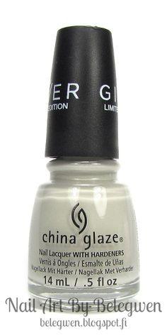 China Glaze - Five Rules