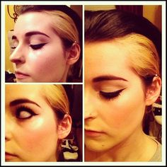 Wanting a sexy pinup girl beauty look for your wedding day but not sure how to create it? Our friends at American Bridal gives us a step-by-step how-to on channeling Old Hollywood.