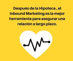 El Inbound Marketing una metodología, filosofía para construir relaciones a largo plazo. Marketing Digital, Music, Frases, Relationships, Musica, Musik, Muziek, Music Activities, Songs