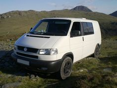 Show me your off road inspired vans - Page 31 - VW T4 Forum - VW T5 Forum