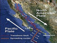 Deriva continental y tectónica de placas. - YouTube