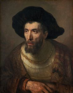 The Philosopher - Anonymous artist, possibly Willem Drost, a pupil of Rembrandt