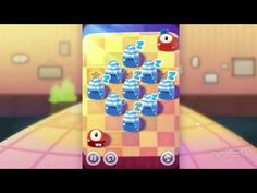 Try the groundbreaking stick-'em-together gameplay in Pudding Monsters, a new iPad & iPhone game!