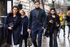 The One Item London's Stylish Men Are Wearing Right Now | GQ