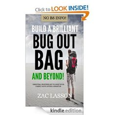 #Prepper - Build a Brilliant Bug Out Bag and Beyond!: Essential preppers kit to keep your family alive after a disaster: Zac Lasson: Amazon.com: Kindle Store