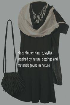 ce8da6eb4637 Neo handbag   necklace - Neoprene Made in Italy Filz Und Kunz silk   wool  scarf