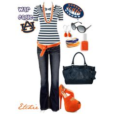 Game Day! by etchie on Polyvore featuring polyvore, fashion, style, CC SKYE, BKE, Luichiny, Vanessa Bruno, Tory Burch, Sequin and Giorgio Armani