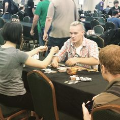 Grand prixs are an experience every magic player should have!  If there's one close to you GO! #grandprixokc #hnlgaming