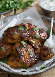 Spicy Indian Chicken
