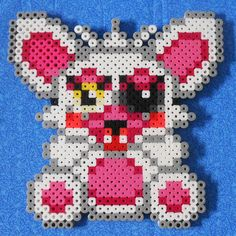 She's done! Mangle to me is kind of cute in a freaky sort of way. I wanted to make her look like a plush doll and I think I succeeded. This is the first of more to come. Hope you like her as much a...