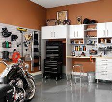 Garage Storage Tips   Workshop Organization   DIY Tips