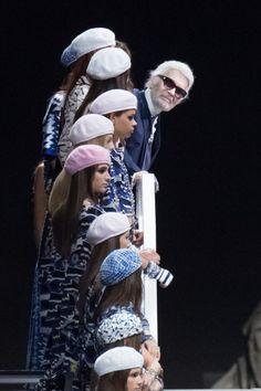 """Chanel Resort 2019: Karl Lagerfeld lässt sich von Coco Chanels Villa """"La Pausa"""" inspirieren - Vogue.de"""