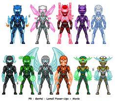 Power Rangers Comic, Power Rangers Mystic Force, Ranger Armor, Pathfinder Maps, Mighty Morphin Power Rangers, The Guardian, Pixel Art, Beast, Power Ranges