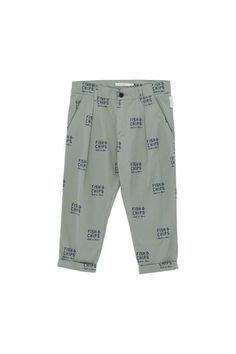 Tiny cottons Woven rolled up pant 'best in town' Pistache - Navy Patterned Shorts, Baby Shop, Bermuda Shorts, Pants, Shopping, Fashion, Fashion For Girls, Kids Fashion Boy, Trouser Pants