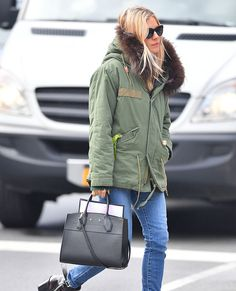 This Week, Celebs Showed Off Fresh New Bags from Louis Vuitton, Loeffler Randall and More