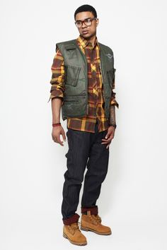 2013 Rocawear Men's Fall: Look 2