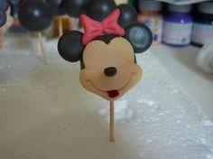 Passo a Passo – Cabeça do Mickey | Biscuitar
