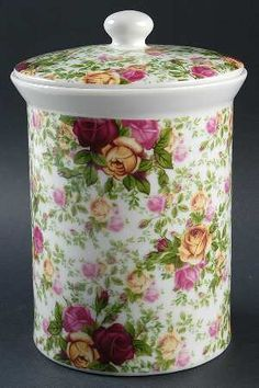 Royal Albert Country Rose Chintz at Replacements, Ltd