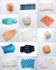 Julia Dessirier - P L I S S E R - Design Textile, Art Textile, Textile Fabrics, Fabric Design, Fabric Manipulation Techniques, Textiles Techniques, Textures Patterns, Fabric Patterns, Textile Texture