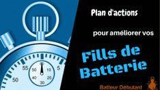 Plan d'action pour améliorer breaks/fills de batterie