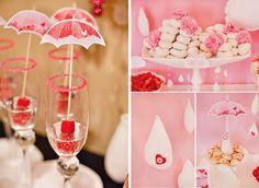 Blog Vida Nova Noiva: Ideia de festa | Chuva de amor