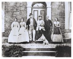 Robert Louis Stevenson in Peebles, Scotland with him mother, father, nanny and two maids. Lewis Carroll, Jane Austen, Museum Of Childhood, Jekyll And Mr Hyde, Robert Louis Stevenson, City Museum, Writers And Poets, Film Base, People Of Interest