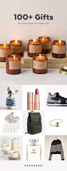 100+ Gifts For Everyone on Your Holiday List