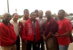 Mississippi chapter of Kappa Alpha Psi hosts Christmas shopping spree.
