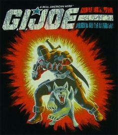 Snake Eyes (from G.I. Joe)