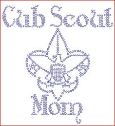 cub scout mom pattern