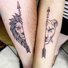 Matching Couple Tattoos Ideas to Try 2019 Ein paar Tattoo-Ideen für 2019 Trendy Tattoos, New Tattoos, Body Art Tattoos, Mini Tattoos, Lover Tattoos, Symbol Tattoos, Fashion Tattoos, Tattoo Maori, Sanskrit Tattoo