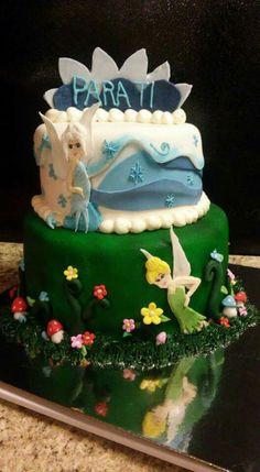 Tinkerbell fairy cake https://www.facebook.com/roartasticdesserts/
