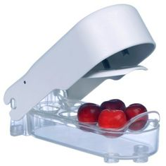Progressive International GPC-5000 Cherry-It Multiple Cherry Pitter, Highly Recommended By Cook's Illustrated